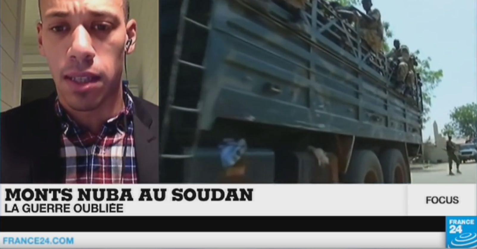 reportage soudan